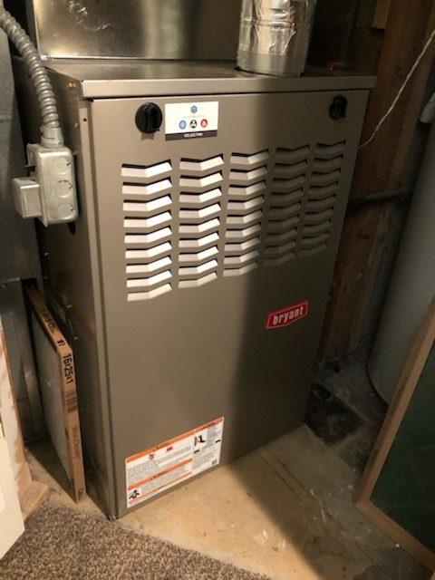 Furnace Install Cedar City UT