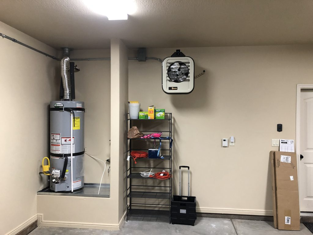 Garage Heater Cedar City UT